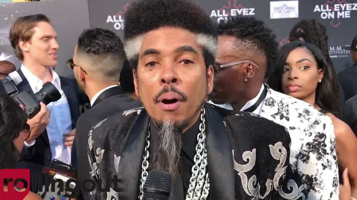 """SHOCK G AND TUPAC WAS NOT AFRAID TO DIE, SAYS """"LIVE FOR SOMETHING"""""""